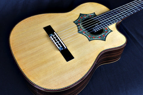 German Vasquez Rubio - 1998 Requinto - Acoustic Guitar