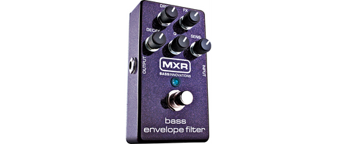 MXR M82 Bass Envelope Filter Pedal