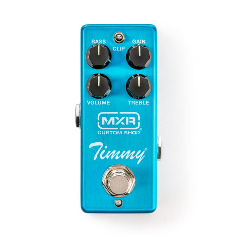 MXR CSP027 Timmy Overdrive Pedal