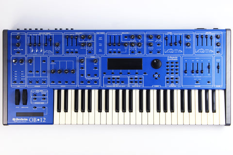 Oberheim OB-12 Virtual Analog Synthesizer