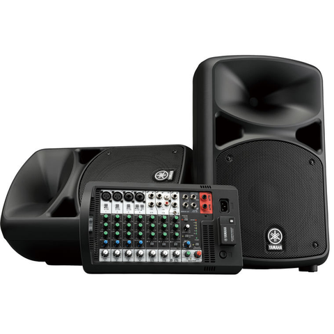 Yamaha STAGEPAS 600BT Portable PA System with Bluetooth B