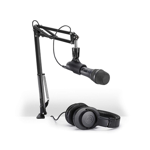 Audio Technica Streaming/Podcasting Pack