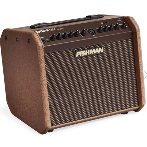 "Fishman Loudbox Mini Charge 60-watt 1x6.5"" Battery Powered Acoustic Combo Amp"