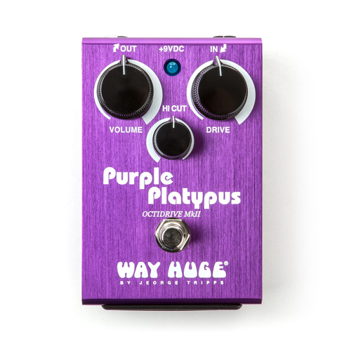 Way Huge Purple Platypus