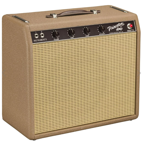 "Fender '62 Princeton Chris Stapleton Edition 12-watt 1x12"" Tube Combo Amp"