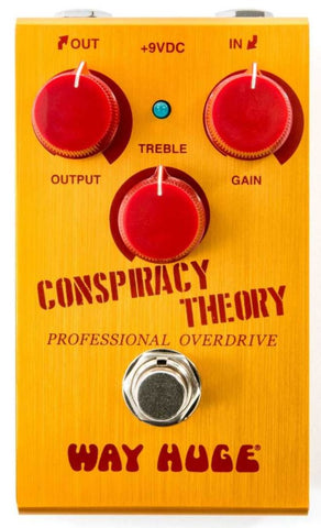 Way Huge Smalls Conspiracy Theory Professional Overdrive Pedal