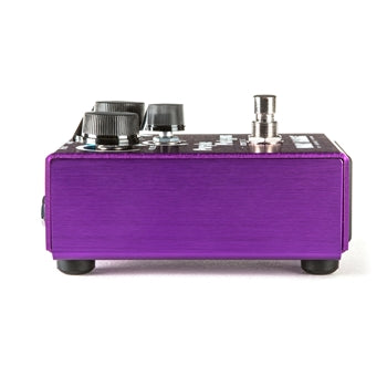 Way Huge Purple Platypus Octidrive MKII Pedal