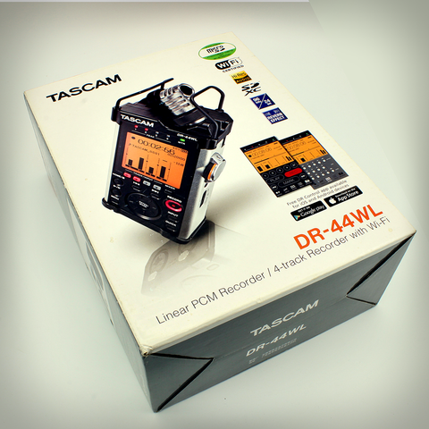 Tascam DR-44WL DigitalRecorder : Used/Demo Unit