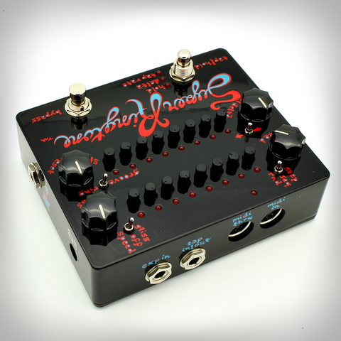 ZVex Super Ringtone II FX-RingMod : Used/Demo Unit