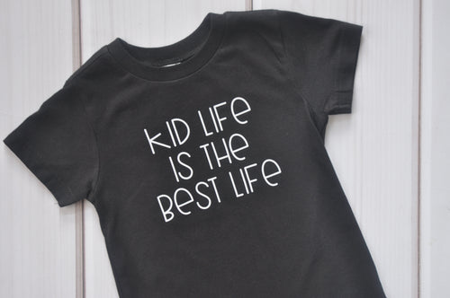 Kid Life Graphic Tee