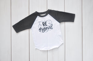 Be Original Raglan