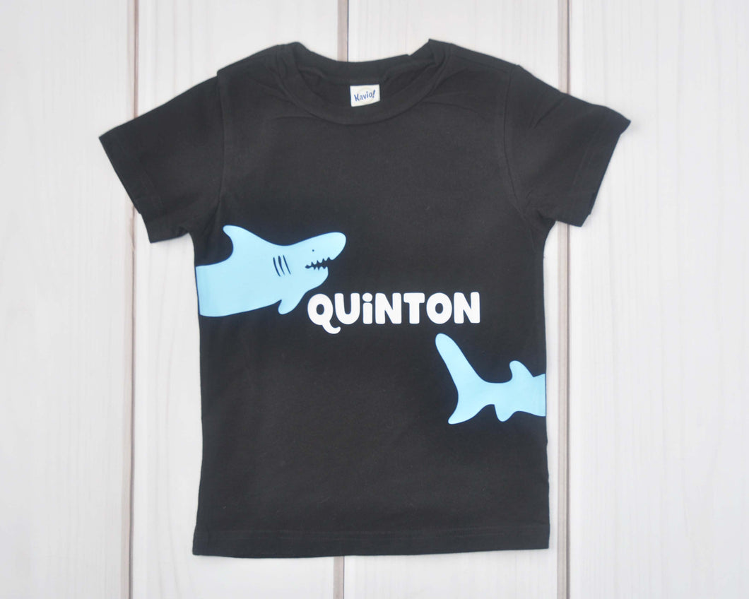 Graphic T - Baby Shark Personalized