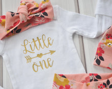 Baby Outfit - Coming Home Outfit - Pretty in Pink