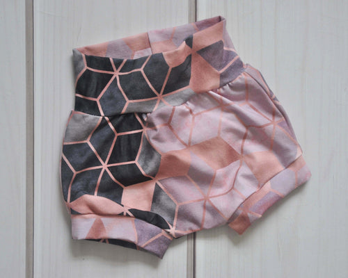 Bummies - Rose Gold Geo