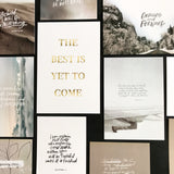 *LAST CHANCE* Mini Print Collection 27 | THE BEST IS YET TO COME