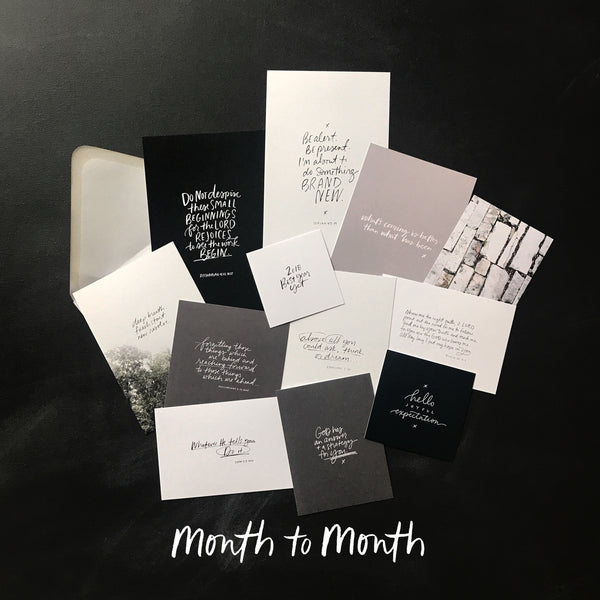 Month-to-Month Subscription