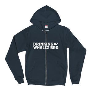 Whalez Bro, Batch 2 Zip-Up Hoodie