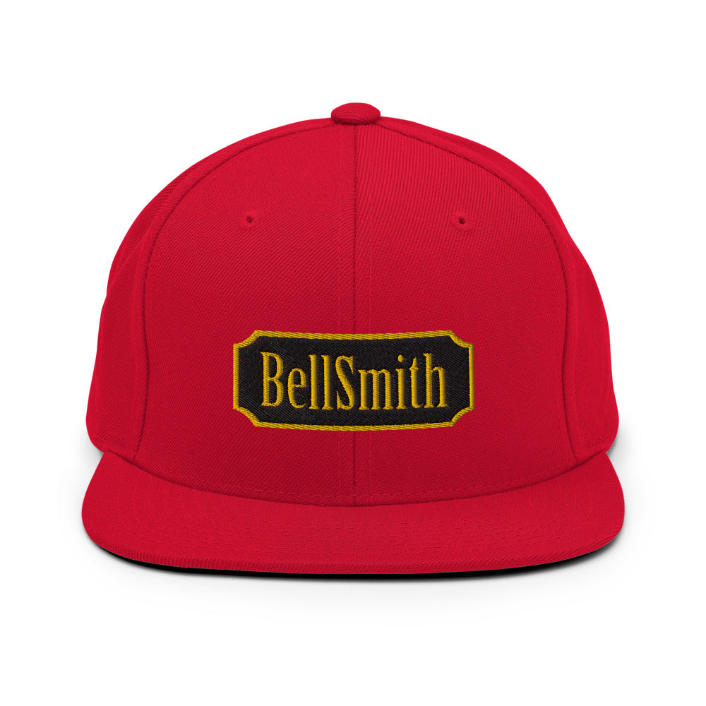 BELLSMITH / SNAPBACK HAT
