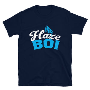 Haze Boi: Navy/Sky/White