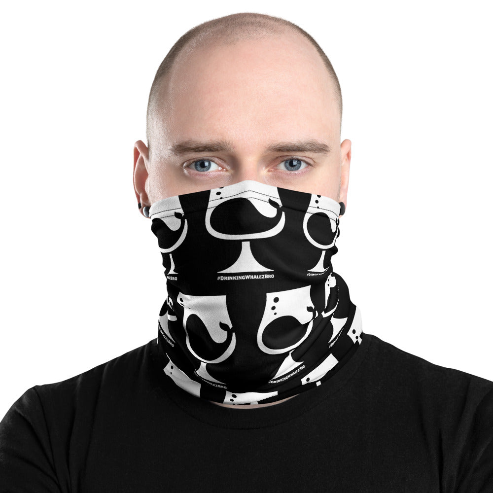 Black DWB Neck Gaiter