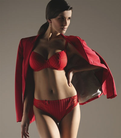 Prima Donna Madison Full Cup Bra - Scarlet Red
