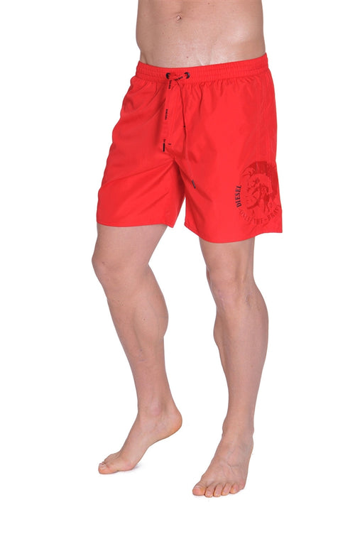 Diesel Mark-e Swim Shorts - Very Red