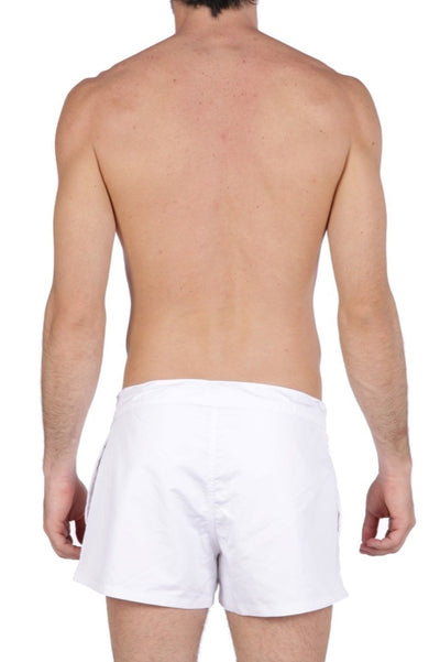 Diesel Men's Sandyred Swim Short 00SP870BAMM - White