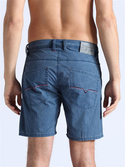 Diesel Kroo Swim Beach Shorts - BMBX - Navy Blue