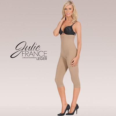 Julie France Leger High Waist Capri Legging JFL19