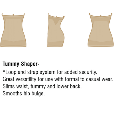 Julie France Leger Tummy Shaper JFL10