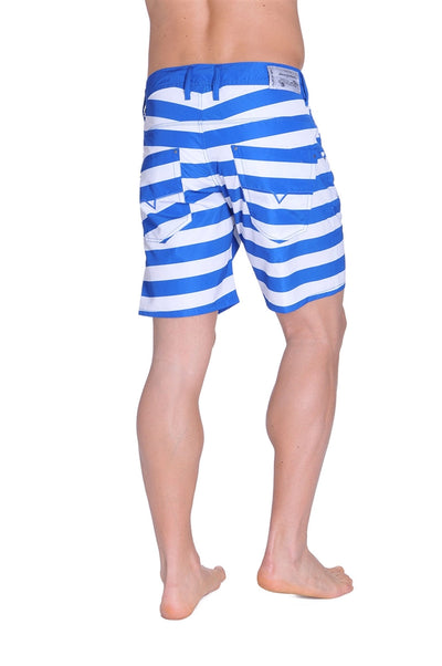 Diesel Men's Kroobeach Hybrid Swim Short - Blue