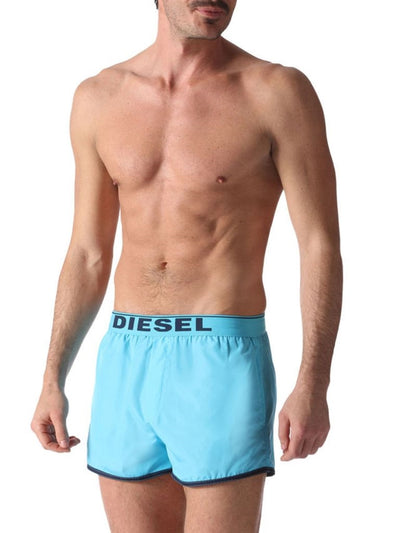 Diesel Sandy-Rev Swim Shorts 00SP840DALV - Navy/Blue