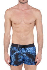 Diesel Men's Sandy-E Short 00SMNJ0AALX - Black/Grey