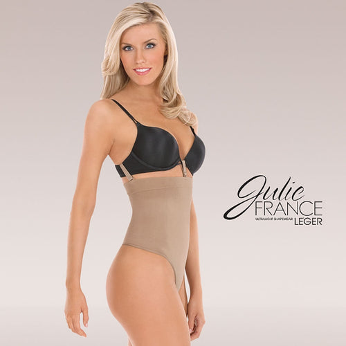 Julie France Leger High Waist Thong Shaper JFL06