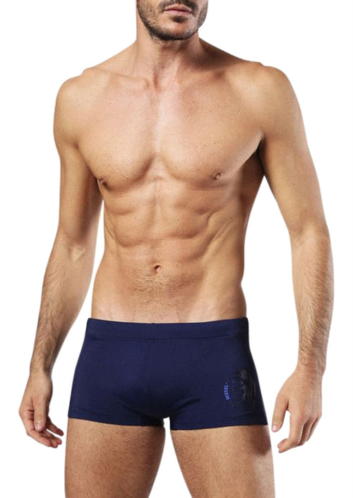 Diesel Men's Hero Short Swim Trunk 00SMNR0BAMK - Dark/Blue