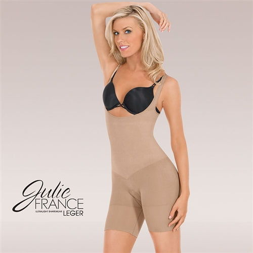 Julie France Leger Frontless Body Shaper JFL01