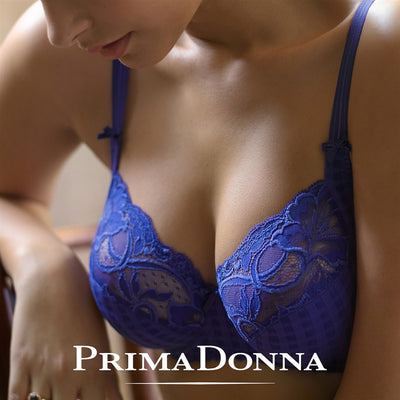 Prima Donna Madison Full Cup Bra - Topaz Blue