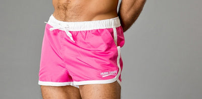 Frank Dandy Saint Paul Swim Shorts - Magenta
