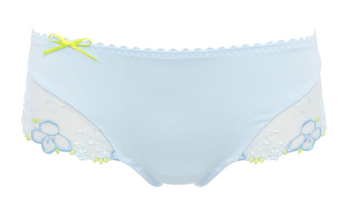 Prima Donna Aurora Luxury Thong - Blue Gel