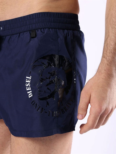 Diesel Men's Sandy-E Short 00SMNJ0WAKV - Navy Blue