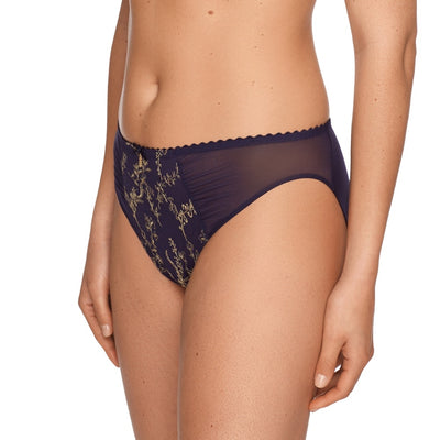 Prima Donna By Night Stardust Rio Brief - Bleu Bijou