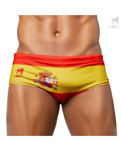 Ca-Rio-Ca Classic Cut Swimwear - Team Spain