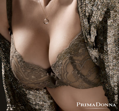 Prima Donna Midnight In Paris Bra - Golden Shadow 0162614-0162615