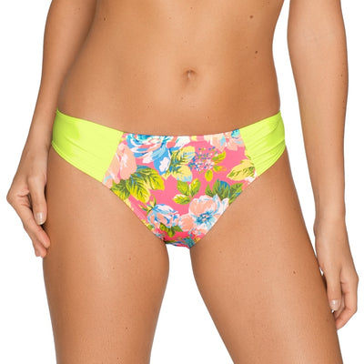 Prima Donna Swim Pool Party Rio Bikini Brief Yellow Sunshine - 4002350