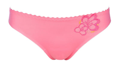 Prima Donna Aurora Bikini Panty - Strawberry Pink
