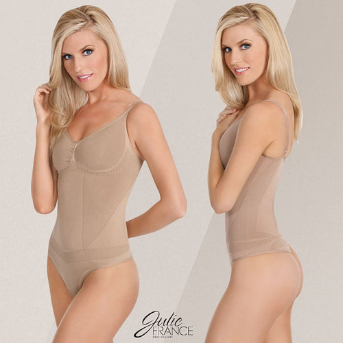 Julie France Thong Body Shaper JF005