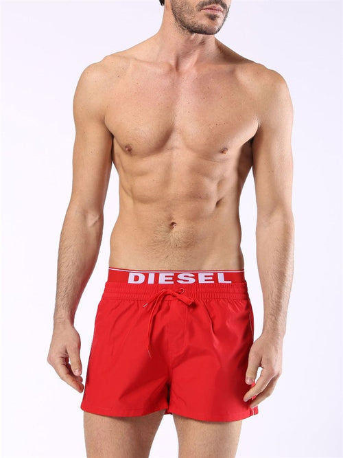 Diesel Seaside-E Swim Short 00SP800KAKY - Red