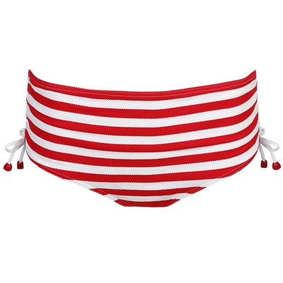 Prima Donna Swim Capri Bikini Bottom - Red Sailor