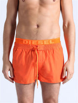 Diesel Barrely Swim Shorts -  Orange