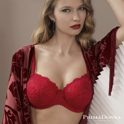 Prima Donna Couture Full Cup Bra  - Red Kiss